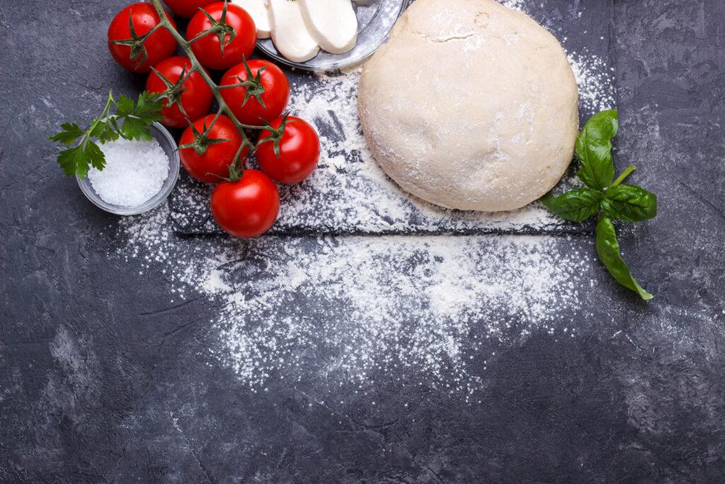 Pornichet La Baule Pizzas artisanales traditionnelles pâte maison